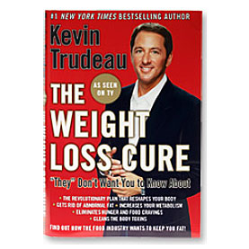 kevin trudeaus weight loss cure