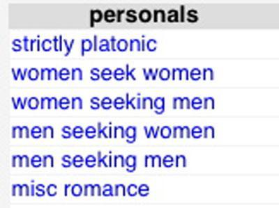 Me, please Mature women seeking men craigslist consider, that