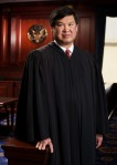Judge Denny Chin.